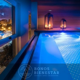 SPA Cofre Romantic Luxury en SH Valencia Palace SPA Calm&Luxury Premium