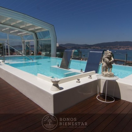 Bono Regalo Spa Skyline en el Gran Hotel Nagari Boutique Spa