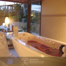 Bono Masaje Shi-Tao + Baño de Chocolate Atlantis Royal en Augusta Spa Resort