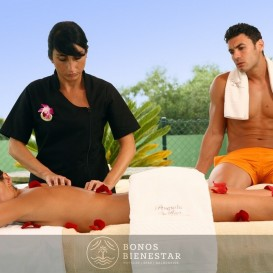 Massagem Shiatsu em Augusta Spa Resort de Sanxenxo