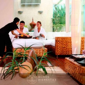 Bono Seating First Class para 2 personas en Augusta Eco Wellness Resort
