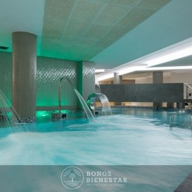 Voucher Circuit Sentidos com Spa e Almoço no Hotel Odeon Ferrol Spa