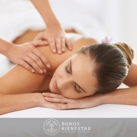 Gift Voucher de Massagem Relaxante Geral no hotel Congreso SPA