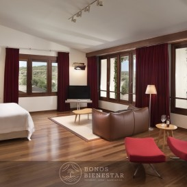 Voucher Alojamento Executive Suite no Hotel Marques de Riscal Spa