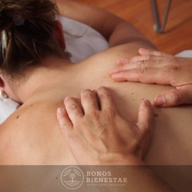 Voucher de Massagem Exclusivity no Spa Aqua Center Benidorm do hotel Deloix