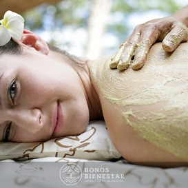 Massagem Essencias Naturais Parcial no Spa Five Senses Granada