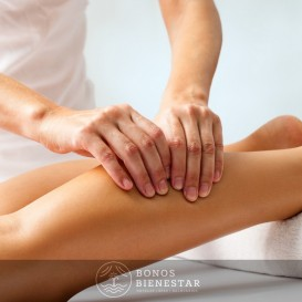 Voucher de Massagem Anticelulite Parcial no Spa Catalonia Granada