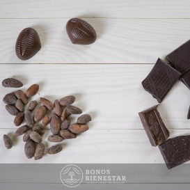 Vale-presente de Massagem de Chocolate no SPA Atlantico de O Grove