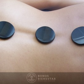 Vale-presente Massagem Hot Stone no SPA Atlantico de O Grove
