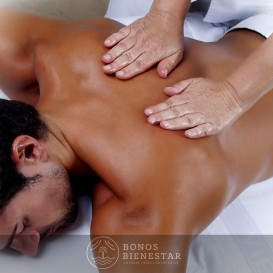 Massagem local no dom de Spa ponte Viesgo