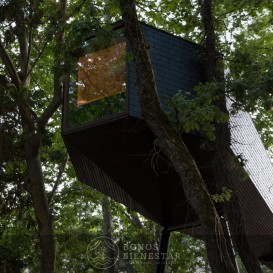 Bono Regalo Tree House en Pedras Salgadas SPA Nature Park