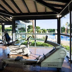 Bono Alojamiento Superior y Media Pension Resort El Rompido Huelva