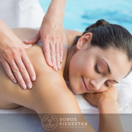 Massagem Saudavel nas Costas no Elba Costa Ballena Beach & Thalasso Resort