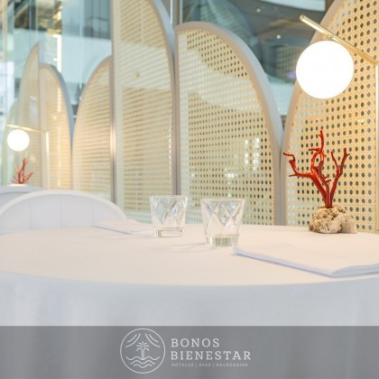 Bono Alta Cocina de Jueves a Domingo en The Cook Book Gastro Boutique Hotel & Spa