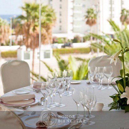 Bono Regalo Circuito SPA & Lunch en AR Diamante Beach