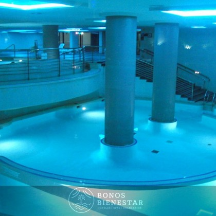 Regalo 2 noches y Circuito Aguas en el Spa Hotel Aqua Center Deloix