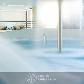 Voucher 2 Noites, Circuito e Massagem 25' no Spa Hotel Aqua Center Deloix