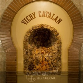 Voucher Massagem Senerity no Hotel Balneari Vichy Catalan