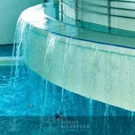 Voucher Circuito Aqua Center no Aqua Center Benidorm Spa no Hotel Deloix