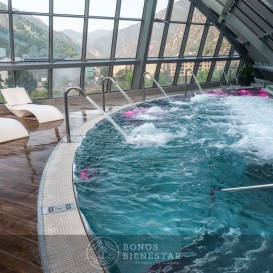 Spa Private Wellness en Caldea Andorra