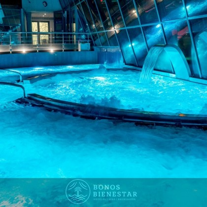 Regalo Abono 3 Dias Inuu Adults Only en Caldea Andorra