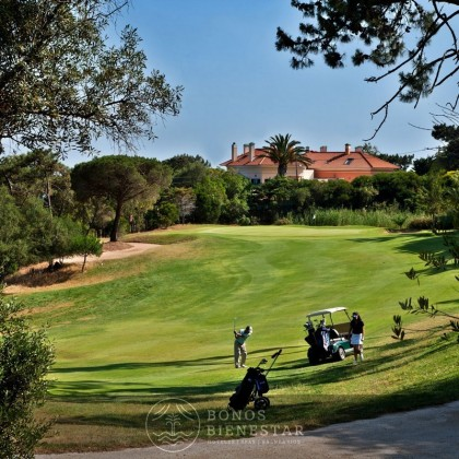 Bono 3 Noches Golf & Spa en el Palacio Estoril Hotel Golf & Spa
