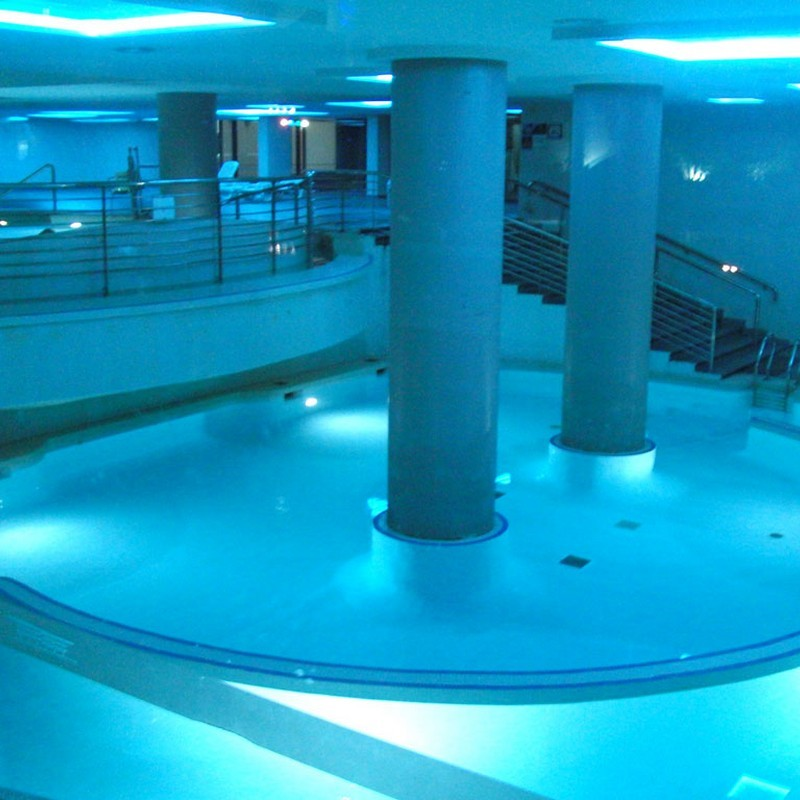 Spa Aqua Center Benidorm Deloix